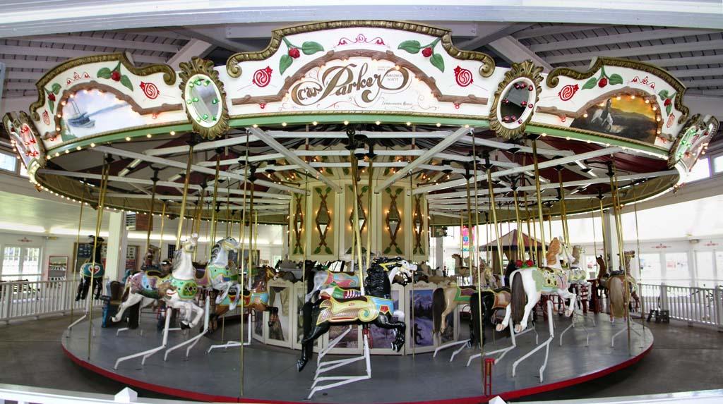 1912 C.W. Parker Carousel